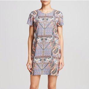 Mara Hoffman Camel Print Shift Dress
